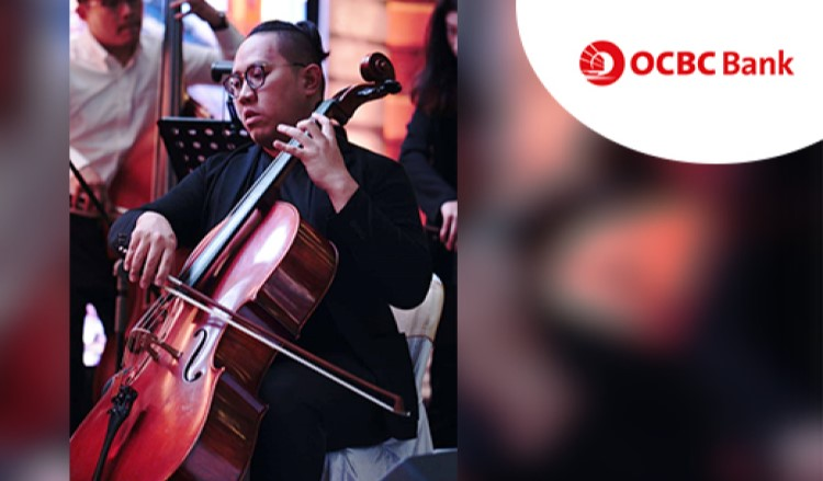 "You had me at ""Cello"" - An OCBC NAFA Scholar's Journey"