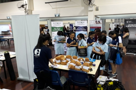 BrightSparks at CJC Think Career Day 2018