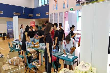 Millennia Institute School Fair 2018